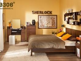 Композиция спальни SHERLOCK №3