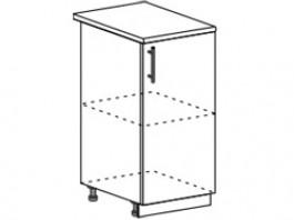 Ксения ШН 400 шкаф нижний
