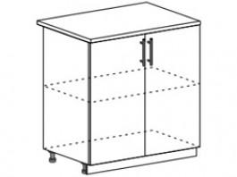 Ксения ШН 800 шкаф нижний