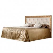 Тиффани Премиум ТФКР180-2[3][7] (П) Кровать с ПМ 1800мм мягкое изголовье со стразами